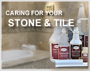 Stone Care Tips and Products
